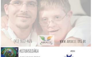 Imagem de Leitura Solidária! Participe dessa ação!